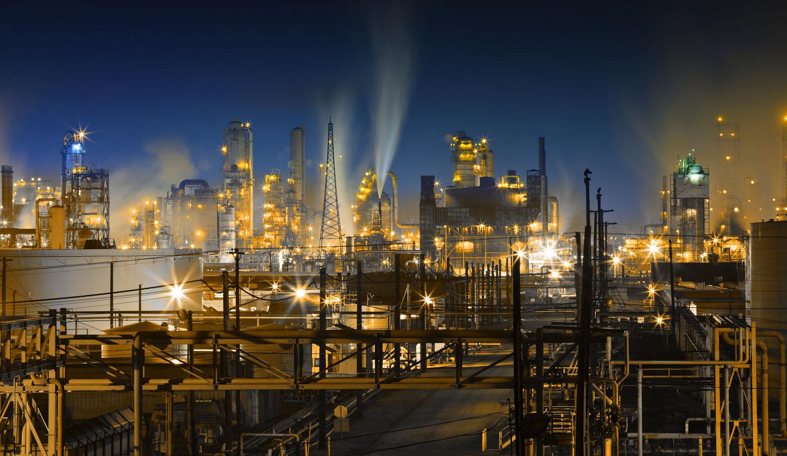 Industrieoptimierung